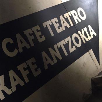Café Zentral Pamplona