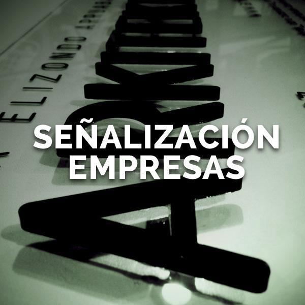 senalizacion para empresas - Curva Rotulación Integral Pamplona